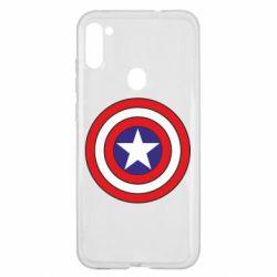 Чехол для Samsung A11/M11 Captain America