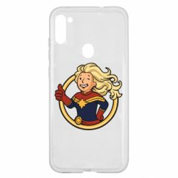 Чохол для Samsung A11/M11 Captain marvel style fallout boy