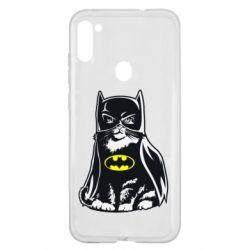 Чохол для Samsung A11/M11 Cat Batman