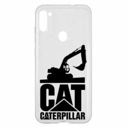Чохол для Samsung A11/M11 Caterpillar cat