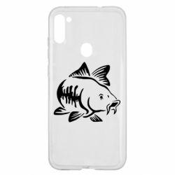 Чохол для Samsung A11/M11 Catfish