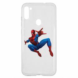 Чохол для Samsung A11/M11 Людина павук