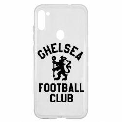 Чохол для Samsung A11/M11 Chelsea Football Club