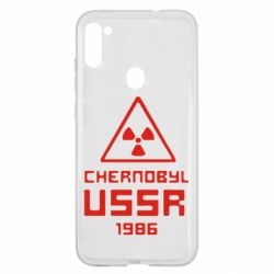 Чохол для Samsung A11/M11 Chernobyl USSR