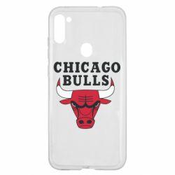 Чехол для Samsung A11/M11 Chicago Bulls Classic
