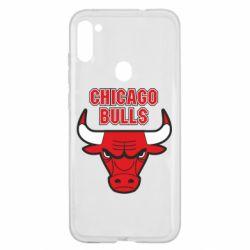 Чохол для Samsung A11/M11 Chicago Bulls vol.2