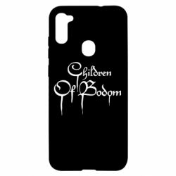 Чохол для Samsung A11/M11 Children of bodom logo