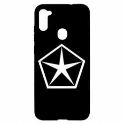 Чехол для Samsung A11/M11 Chrysler Star
