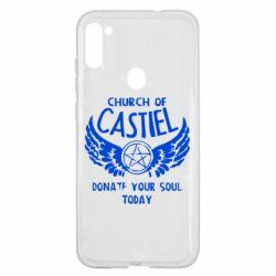 Чохол для Samsung A11/M11 Church of Castel