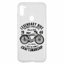 Чохол для Samsung A11/M11 Classic Bicycle