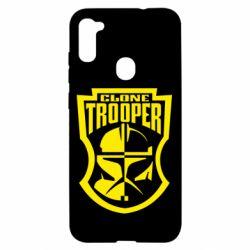 Чехол для Samsung A11/M11 Clone Trooper