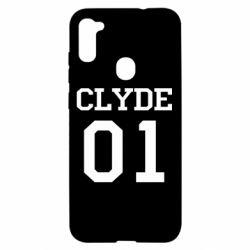 Чехол для Samsung A11/M11 Clyde 01