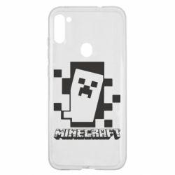 Чохол для Samsung A11/M11 Color Minecraft