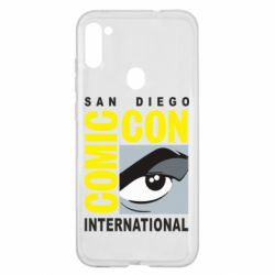 Чохол для Samsung A11/M11 Comic-Con International: San Diego logo