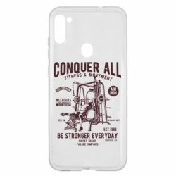 Чохол для Samsung A11/M11 Conquer All