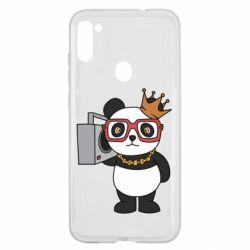Чохол для Samsung A11/M11 Cool panda