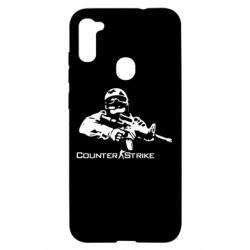Чехол для Samsung A11/M11 Counter Strike Player