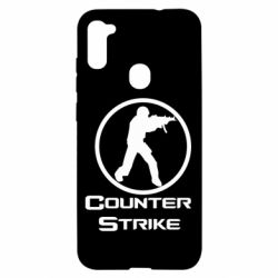 Чехол для Samsung A11/M11 Counter Strike