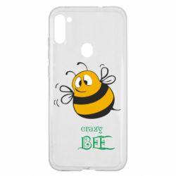 Чехол для Samsung A11/M11 Crazy Bee