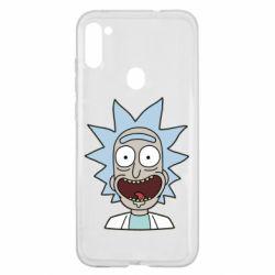 Чехол для Samsung A11/M11 Crazy Rick