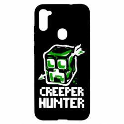 Чехол для Samsung A11/M11 Creeper Hunter