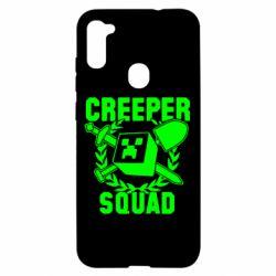 Чохол для Samsung A11/M11 Creeper Squad