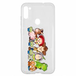 Чохол для Samsung A11/M11 Cute characters toy story