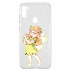 Чохол для Samsung A11/M11 Cute Fairy in watercolor style
