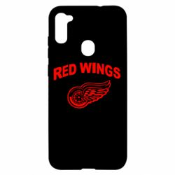 Чохол для Samsung A11/M11 Detroit Red Wings