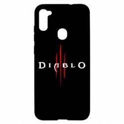 Чехол для Samsung A11/M11 Diablo 3