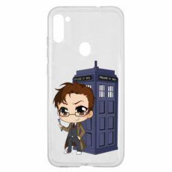 Чохол для Samsung A11/M11 Doctor who is 10 season2