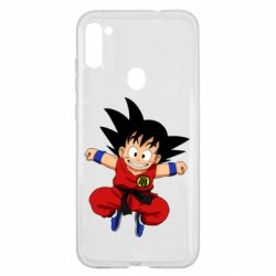 Чохол для Samsung A11/M11 Dragon ball Son Goku