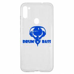 Чохол для Samsung A11/M11 Drumm Bass