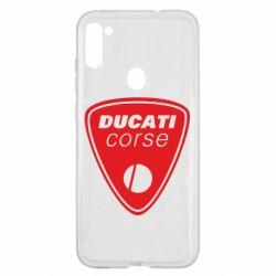 Чехол для Samsung A11/M11 Ducati Corse