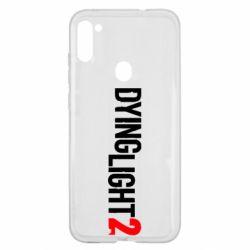Чохол для Samsung A11/M11 Dying Light 2 logo