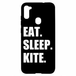 Чохол для Samsung A11/M11 Eat, sleep, kite