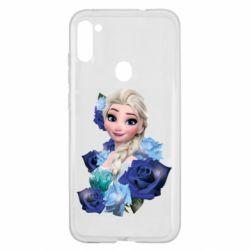 Чохол для Samsung A11/M11 Elsa and roses