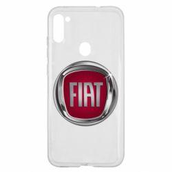 Чохол для Samsung A11/M11 Emblem Fiat