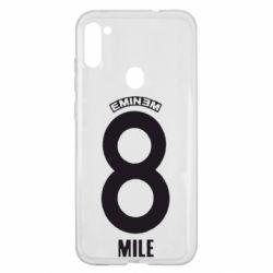 Чехол для Samsung A11/M11 Eminem 8 mile