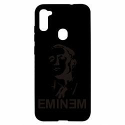 Чехол для Samsung A11/M11 Eminem Logo
