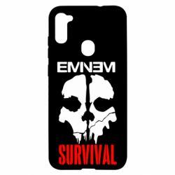 Чохол для Samsung A11/M11 Eminem Survival