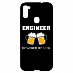 Чохол для Samsung A11/M11 Engineer Powered By Beer