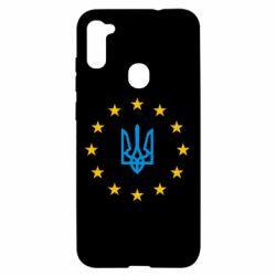 Чохол для Samsung A11/M11 ЕвроУкраїна