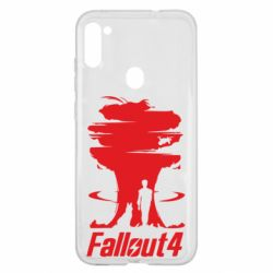 Чехол для Samsung A11/M11 Fallout 4 Art