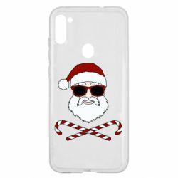 Чохол для Samsung A11/M11 Fashionable Santa