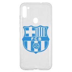 Чохол для Samsung A11/M11 FC Barcelona