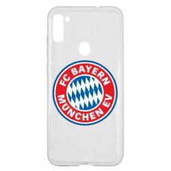 Чохол для Samsung A11/M11 FC Bayern Munchen