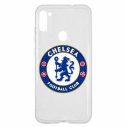 Чехол для Samsung A11/M11 FC Chelsea