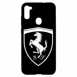 Чохол для Samsung A11/M11 Ferrari horse