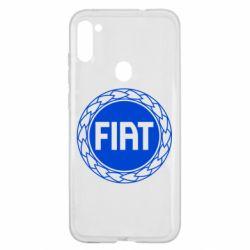 Чохол для Samsung A11/M11 Fiat logo